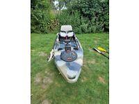 * SOLD * Feelfree Lure 11.5 fishing Kayak