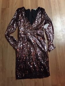 Brand new sequin cocktail dresses