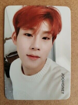 #5 Official Authentic PHOTOCARD TAKE.2 WE ARE HERE 2nd Album MONSTA X IM I.M