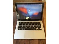 "LOGIC PRO Macbook Pro 13"" Late 2011 Model, 320Gb Storage, 2.4Ghz Intel Core i5.4gb ram"