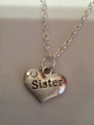 Sister ankle braclet silver in colour (Sister Braclets)