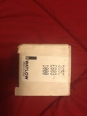 Watlow 365c-e603-1000 Temperature Controller New In Box