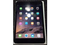 iPad mini 1 32GB WIFI Black Slate mint condition
