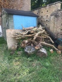 Free fire wood, Inc seasoned logs and pallets