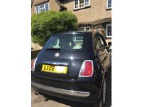 Fiat 500 lounge 2008 lovely car,long Mot,p-ex welcome,aa/rac welcome,very reliable cheap insurance