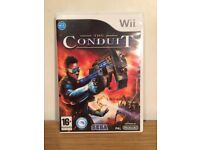 WII: The Conduit