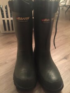 Baffin rubber/winter boots Size 6 (men's)