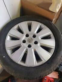 "16""vauxhall alloys, can be delivered"