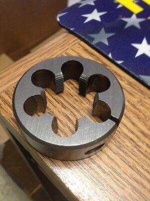 M20 X 2.50 X 1-12 High Speed Steel Round Adjustable Die