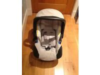 Mercedes Benz genuine child car seat x 2 - stage 1 and 2