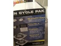 Stanton Spin Cycle Pak. A complete system for the aspiring DJ.