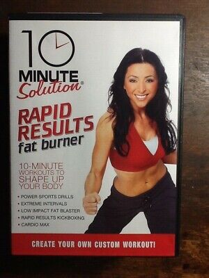 10 Minute Solution: Rapid Results Fat