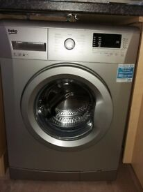 Beko Grey Washing Machine Brand New