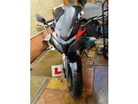 AJS R7 125 Motorbike