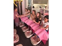 May Offer £99 for Mini Spa for 4