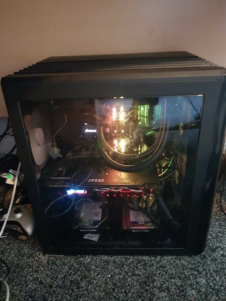 RGB GAMING PC - I7-8700K, GTX 1070TI, DDR4-3000 16GB RAM | in Coventry,  West Midlands | Gumtree