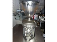 Commercial Coffee Grinder FOR SALE, VERY GOOD MAKE HARDLY USED, NEW £1500 NOW ONLY £630!
