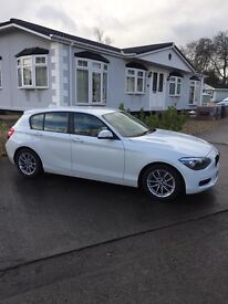 BMW 116d 2.l dual turbo 5 door, with full service history