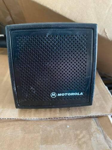 Motorola HSN4031B: Police  & Emergency Services radio speaker