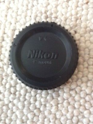 Quality Nikon Body Cap
