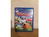Playstation Vita: Little Deviants