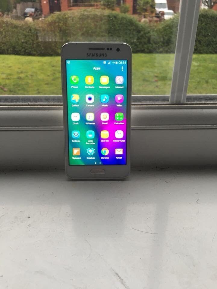 Samsung Galaxy A3 02/Tesco/Giffgaf For Sale