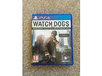 Watch Dogs (PS4)