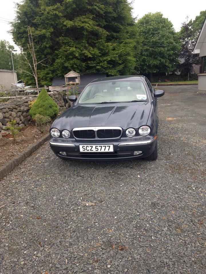 2003 Jaguar Xj6 V6 Auto In Castlewellan County Down