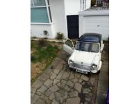 **Price Reduced** £2500 Classic mini 1275cc. No MOT. Quick sale.