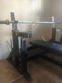 Olympic bench press for sale