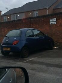 Ford KA Extremely Low Milaage
