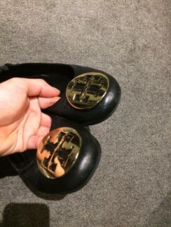 Tory Burch Reva Flat Shoes Haymarket Inner Sydney Preview