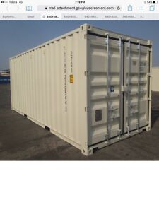 Shipping containers 20' new build $3337.00 delivered Beresfield Newcastle Area Preview