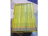 Usborne Very First Reading Box Set
