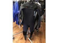 O'Neill Psycho One 5/4mm Winter Wetsuit Youth