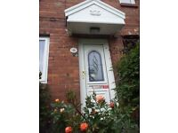 2-bed + 1 Study/Baby, PART-FURNISHED, Family House, No agency fee, 10 minutes to city center