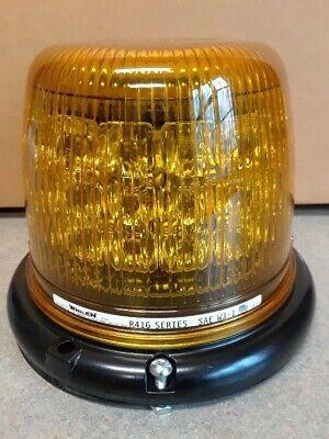 Whelen R416 Series Roto Beam Amber Led Beacon 24v