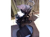 mothercare pram pushchair
