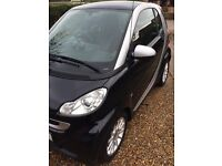 smart fortwo passion mhd auto spares repairs low miles service history runs drives bargain
