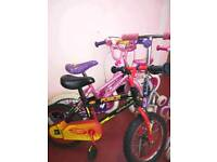 Scooters, Bikes 2,3-5,6 years
