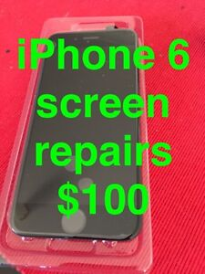 iPhone 6 screen repairs Beldon Joondalup Area Preview