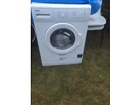 beko washer small marks on front and sticker glue £60 kept as spare need space now