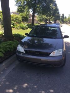 Selling 2006 ford focus