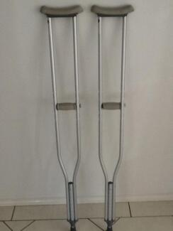 Crutches Aluminium Helensvale Gold Coast North Preview