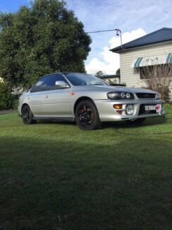 Gc8 wrx 99 my00 Wingham Greater Taree Area Preview