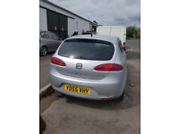 seat leon ( spares only )