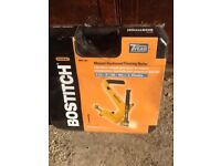 Brand new Bostich manual hardwood flooring nailer for sale