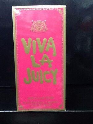 Viva La Juicy Perfume by Juicy Couture, 3.4 oz EDP Spray for Women NEW