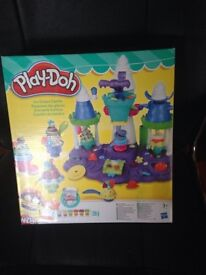 Play-Doh Ice Cream Castle Playset