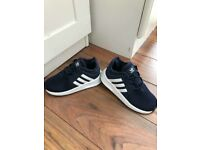 Adidas Navy & White X_plr Toddler Trainers size 7 brand new £15 Ono.
